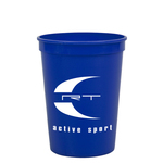 Cups-On-The Go 12 oz Stadium Cups Solid Colors