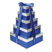 5 Tier Sweet & Savory Gift Tower