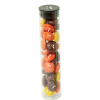 Mini Tube with Imprinted Reese's Pieces