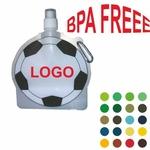 DI-14oz Football Shape Water Bottle