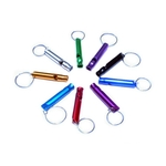 DI-Aluminium Whistle With Keyring