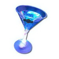 Glow Glow Martini Glass - Multi