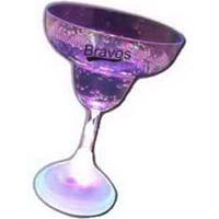 Glow Glow Margarita Glass - Multi