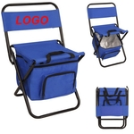 DI-Collapsible Bench Chair with Pocket