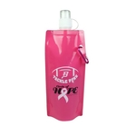 DI-20oz Foldable Sport Water Bottle