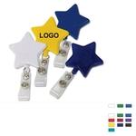 DI-Star Shape Badge Holder