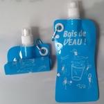 DI-20oz Foldable Water Bottle