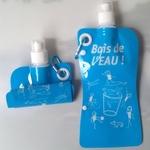 DI-Folding Sport Water Bottle