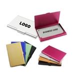 DI-Aluminum Business Card Case
