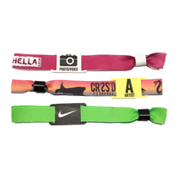Wristband Full Color with Custom Printed Tag