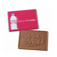 1oz. Custom Chocolate Wrapper Bar