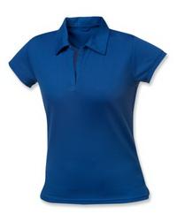 Fairfax Women's Plus Polo Shirt