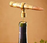Bullet Bottle Opener and Wine Corkscrew