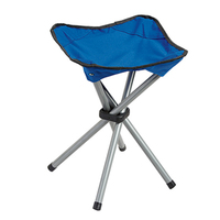 Collapsible Mini Stool w/Carry