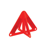 Teepee Small Warning Triangle (2 Pcs.)