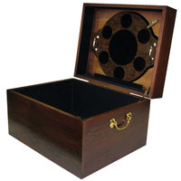 Heirloom Decanter Box, 22.5 x 18 x 13.5""