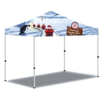 DI-Custom Printed Pop Up Outdoor Tent