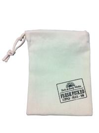 Poplin Drawstring Bag 5x7