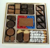 Chocolate Congratulations Centerpiece Box