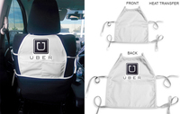 Twill Cab Seat Cover