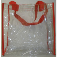 Stadium Approved See-Thru PVC Tote Bag