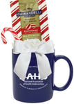 Ghirardelli Cocoa & Candy Cane Gift Mug