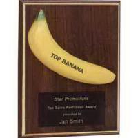 Banana Plaque