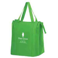 Insulated Grocery Tote Bag - Screen Print