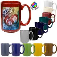 15oz El Grande Mug, four color