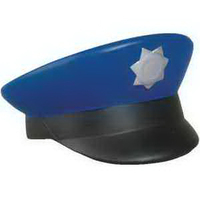 Police Cap Stress Reliever