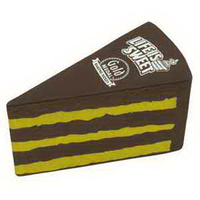Cake Slice Stress reliever