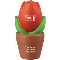 Tulip in Pot Stress Reliever