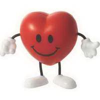 Valentine Heart Figure Stress Reliever
