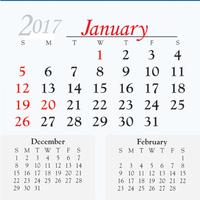 Desk Calendar Refill Pads