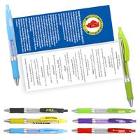 Big Clip Banner Pen