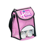 Lunch Pack, 600D Poly With PVC Backing