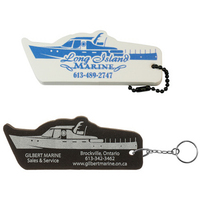Floating Boat Key Tag