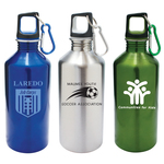 20 Oz. Stainless Steel Sports Bottle