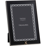 Vera Wang Wedgwood Treasures With Love Noir X 4x6 Frame