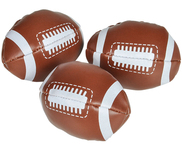"2"" Mini Soft Stuff Football"