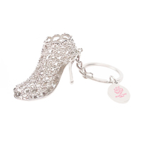 Mini High Heel Fashion Keytag