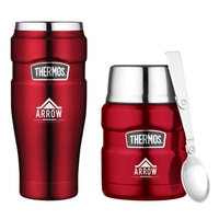 Thermos® Stainless King™ Travel Gift Set