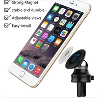 720 Degree Rotation Magnetic Air Vent Car Mount Phone Holder