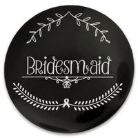 Bridal Party - Bridesmaid Button