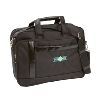 Nylon Expandable 16in. Briefcase/Computer Bag
