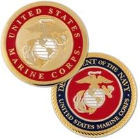 U.S. Marine Corps Coin