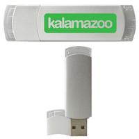 8GB Kalamazoo 3.0 USB Flash Drive (Overseas)