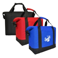 Poly Insulated Cooler Tote Bag