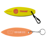 Surfboard Floating Key Tag