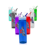 25 Oz Fruit Fusion Plastic Water Bottle